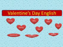 Top Valentine's Day Words, Phrases and Idioms