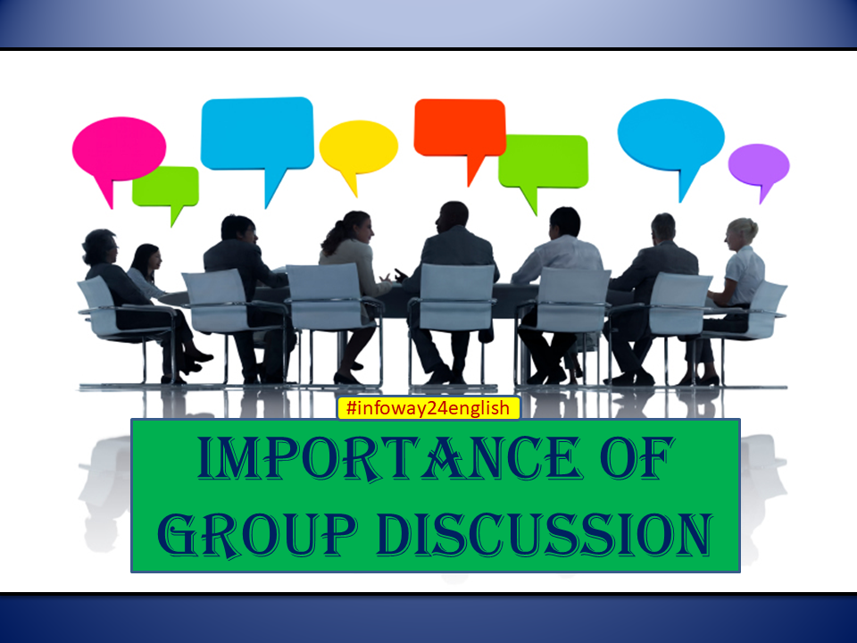 Importance of Group Discussion Skills
